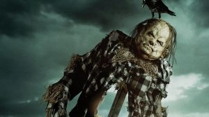 Scary Stories to Tell in the Dark:  just the sort of goo that younger horror fans adore