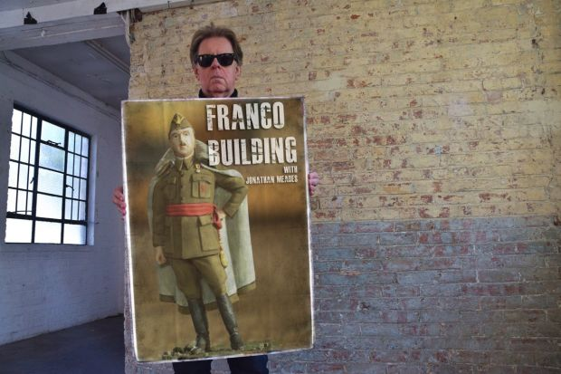 Franco Building with Jonathan Meades