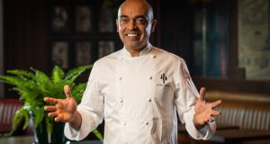 Chef and restaurant consultant Alfred Prasad has been brought in, along with five chefs hired in India, to devise an all-day menu with Indian and Irish influences