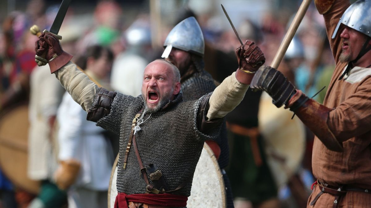 Ireland's population in 'serious decline' before Vikings' arrival