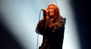 Portishead: Beth Gibbons at the Electric Picnic music festival in 2014. Photograph: Dave Meehan