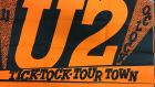 Tick Tock Tour Town which was U2's first tour, and 11 O'Clock Tick Tock was their first international single