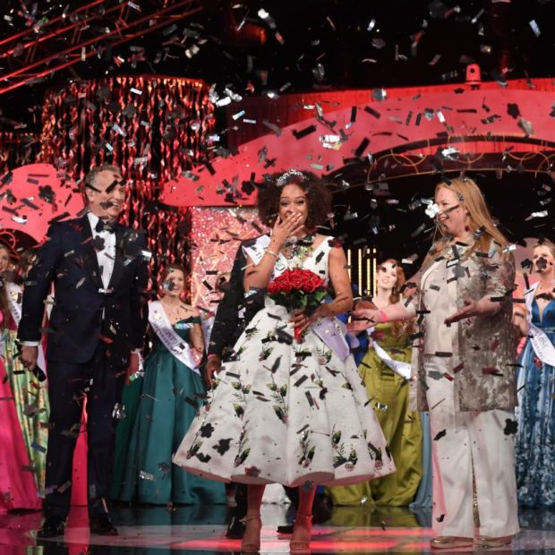 2018 Rose of Tralee: Kirsten Mate Maher winning last year's festival. Photograph: Domnick Walsh