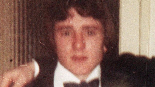 Brian McKinney, who disappeared in 1978