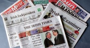 The ABC figures show the Irish newspaper market continued to contract in the first half of 2019.