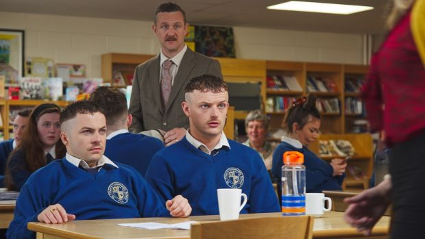 The Young Offenders will return for a second series after a successful first run and Christmas special. Photograph: Miki Barlok