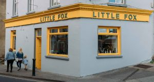 Little Fox Restaurant in Ennistymon, Co Clare. Photograph:  Eamon Ward