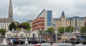 Dún Laoghaire-Rathdown County Council is seeking consultants to advise on new uses for the harbour and ways to revitalise the town.   Photograph: Eric Luke / The Irish Times