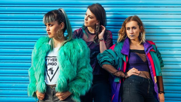 Wyvern Lingo: 'The tradition of the bard with a guitar, or rock band, is more immediately palpable in male form'