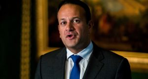 Taoiseach Leo Varadkar is desperate to bolster the green credentials of the Government. Photograph: Liam McBurney/PA Wire