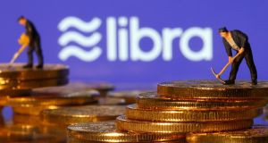 The 28 members of the Libra Association made a non-binding pledge to invest at least $10 million (€9 million) in the project. Photograph: Dado Ruvic/Reuters