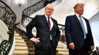 US and UK will have 'very big trade deal ', Trump tells Johnson