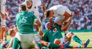 TV View: Ireland's Twickenham shellacking a grisly watch