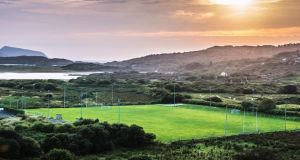 Derrynane GAA in South Kerry. Photograph: Mike Curran