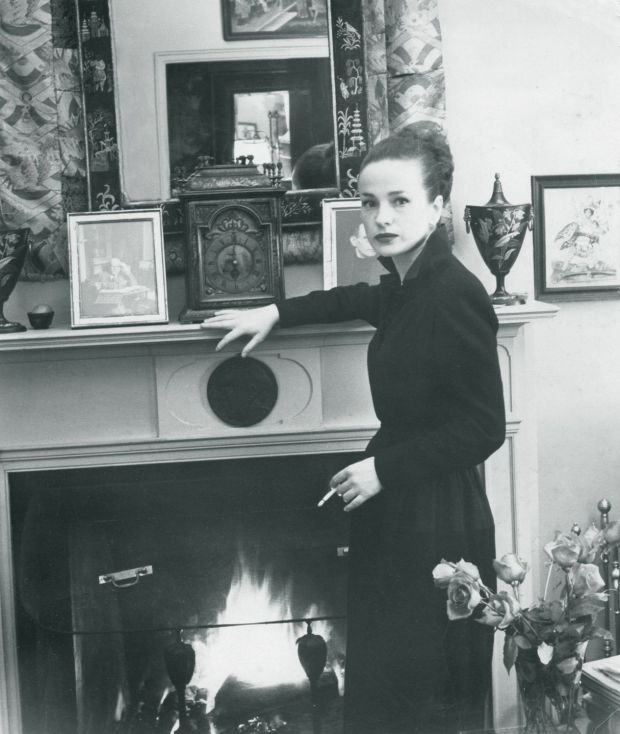 Maeve Brennan, from Angela Bourke's Maeve Brennan: homesick at the New Yorker.