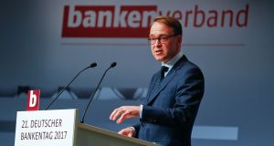 German Bundesbank president Jens Weidmann: 'The question is whether new measures are necessary based on our inflation outlook.'