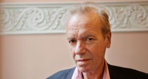 Martin Amis: the novelist turned 70 yesterday. Photograph: Alan Betson