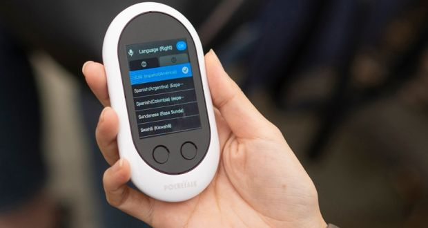 Tech Tools: Translation device speaks language of convenience