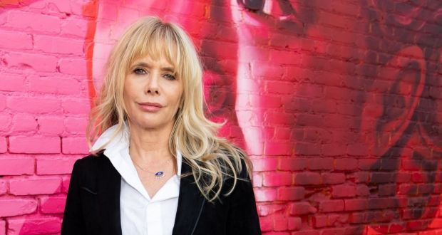 Rosanna Arquette: 'I don't know how to not speak out.' Photograph: Emma McIntyre/Getty