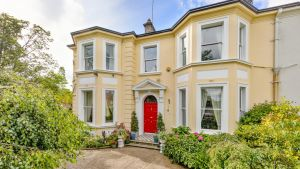 Larnaca, 7 Marlborough Road, Glenageary, Co Dublin is an executor sale: owned by one family for about 40 years.