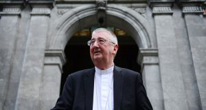 Archbishop Diarmuid Martin, who is due to retire next April aged 75, said  he does not know who his successor will be, but that  Archbishop's House in Drumcondra will be sold in the future.  Photograph: Dara Mac Dónaill/The Irish Times