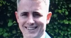 Vincent Parsons was discovered with head injuries by passersby  on Saturday night. Photograph: An Garda Síochána