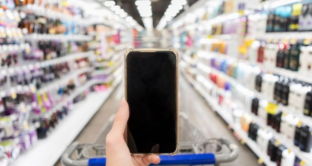 How your phone can help when you are shopping
