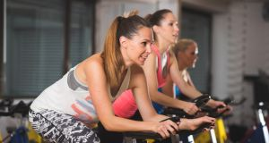 'For improving depressed mood state, exercise of any intensity appears helpful.' Photograph: iStock