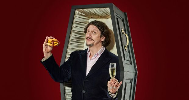 Let me introduce my dining soulmate: Trish Deseine on Jay Rayner