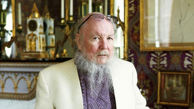 Guinness heir Garech Browne, who died in 2018. Photograph: Neil Gavin