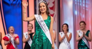 The 2019  Rose of Tralee is Limerick Rose Sinéad Flanagan. Photograph:   Domnick Walsh