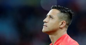 Manchester United's Alexis Sanchez has agreed to make a loan move to Inter Milan. Photo: Ueslei Marcelino/Reuters