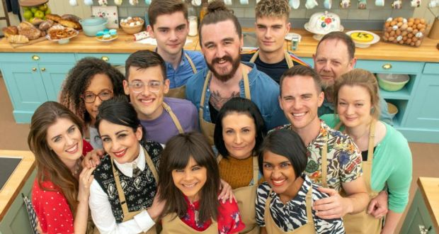 The Great British Bake Off: Judge stabs baker with hot