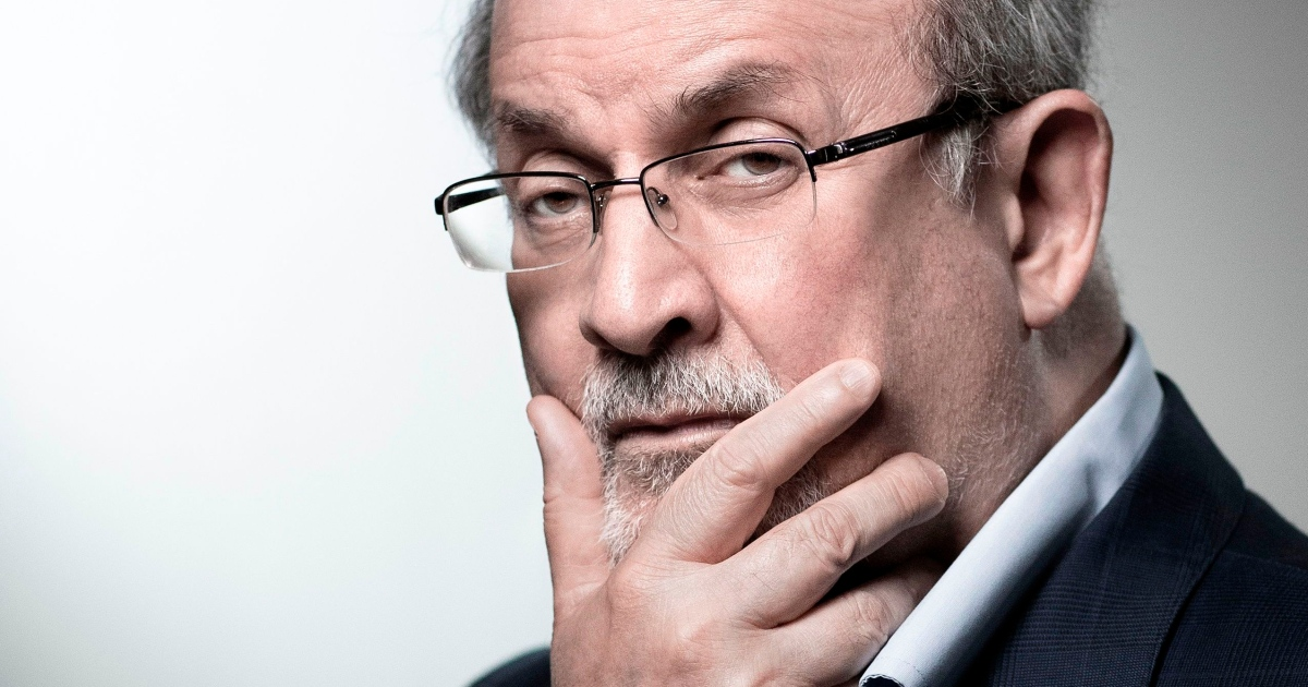 Salman Rushdie. Photograph: Joel Saget/AFP/Getty