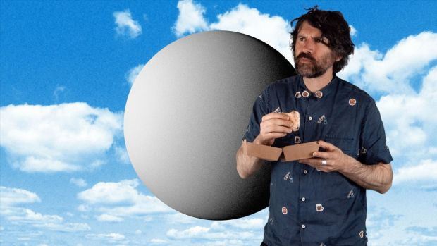 Gruff Rhys says his new album Pang! is completely experimental.