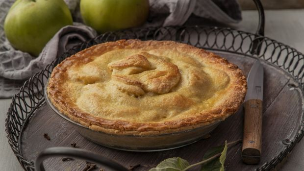 Irish Farmhouse Apple Pie