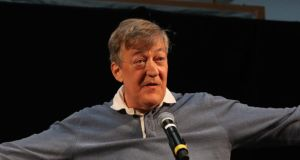 Stephen Fry: the actor called Mr Johnson's decision a 'coup d'etat'. Photograph: Andrew Milligan/PA Wire