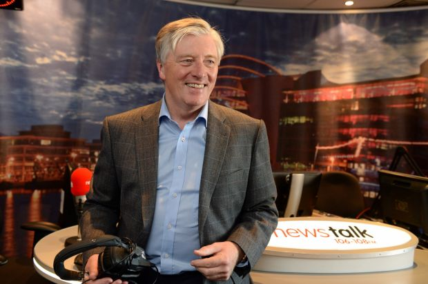 The discussion on mumps on Pat Kenny made for frank listening. Photograph: Frank Miller/The Irish Times