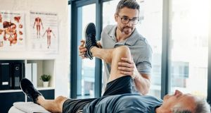 People with chronic pain should learn what kinds of movements they can do without triggering a flare-up in pain. Photograph: iStock
