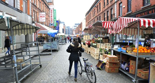 Minister seeks council action on Moore Street markets
