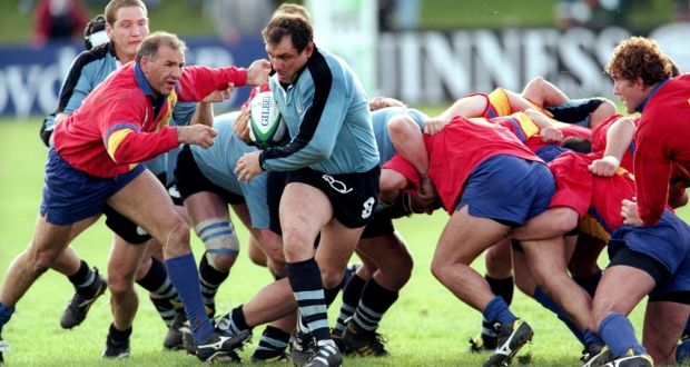 Rwc Moments Ormaechea The Granddaddy Of Them All