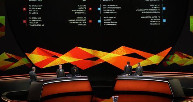 europa league manchester united facing long trip to kazakhstan europa league manchester united facing