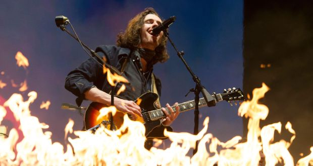 Hozier at Electric Picnic: Stirring homecoming from an Irish