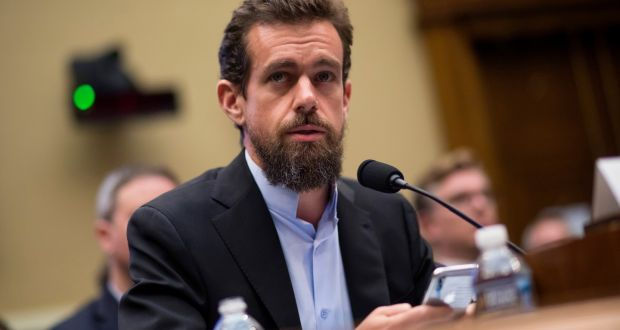 Twitter CEO Jack Dorsey has his account briefly hacked