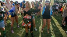Electric Picnic's perfect moment came late on Saturday afternoon