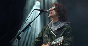Electric Picnic 2019: Richard Ashcroft, fighting-fit channeller of Everydude hopes and fears. Photograph: Dave Meehan