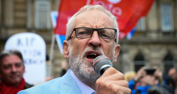 New figures have been put on the transfer of private wealth from shareholders to workers that Labour supports. Photograph: ANDY BUCHANAN/AFP/Getty Images