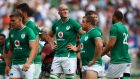 Devin Toner has been left out of Ireland's Rugby World Cup squad. Photograph: James Crombie/Inpho