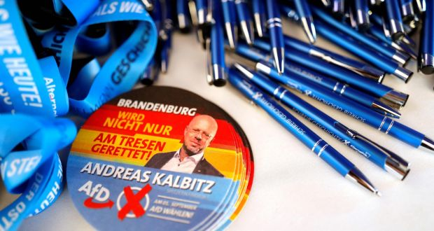 Germany's far-right party AfD leaps into political prime time