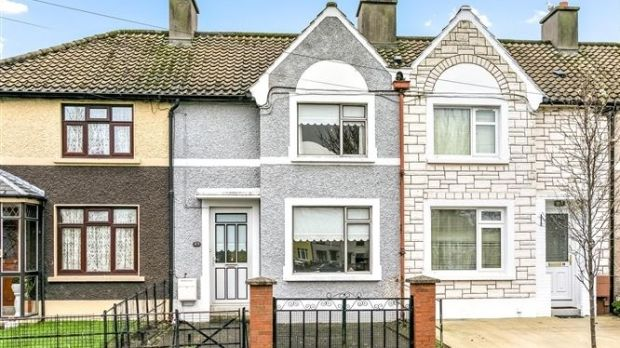 27 Killala Road, Cabra West, Dublin 7: 76sq m of living space in good decorative order